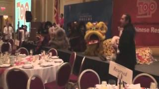 Top 100 Chinese Restaurants Lion Dance