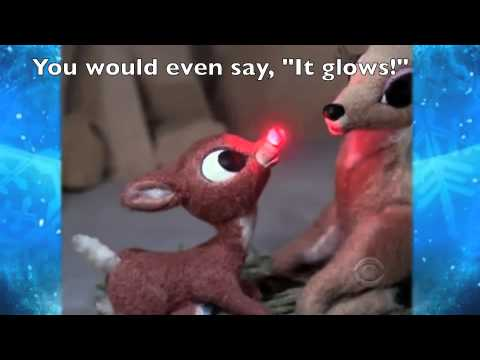 RUDOLPH RudyTHE RED NOSED REINDEER