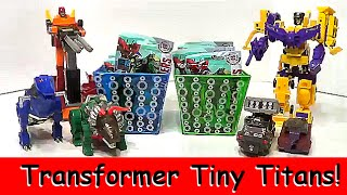 Transformers Tiny Titans Blind Bags