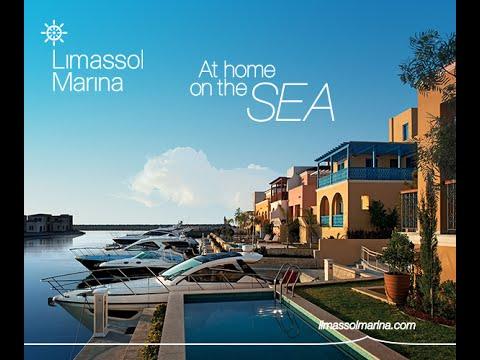 Limassol Marina - Peninsula Villas Completed