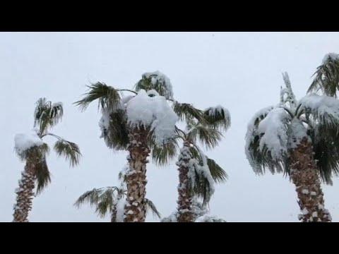 لاس فيغاس: -مدينة الخطيئة- تتوشح ببياض الثلوج لأول مرة منذ عقود…  - نشر قبل 2 ساعة