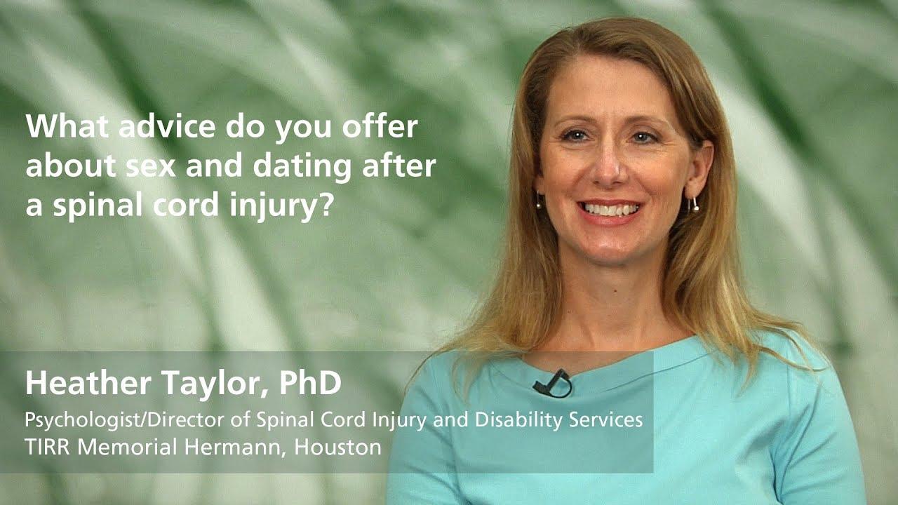 spinal injury dating