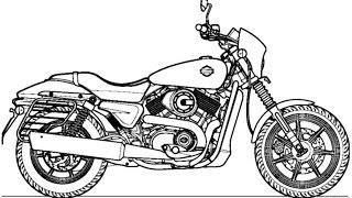 H-D XG 750 Street #199 Still re-outfitting my new bike