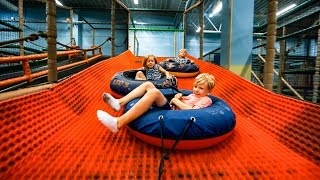 Fun for Kids at Indoor Play Center (playground family fun)