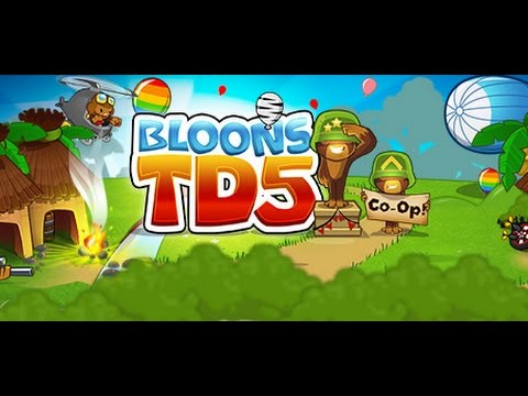 How To Get Bloons TD 5 V 3.6.3 On Your Phone For Free.No Root.(Android Devices Only)apk.btd5