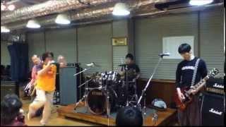 2014年3月23日 BLstudio若宮で行われた人間椅子カバーセッションの様子...