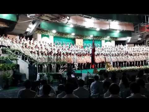 Closing ceremony of LSGH High School Graduation Batch 2016