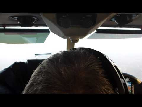 16 Minutes Approach to Speyer (EDRY) Runway 16 with a Cessna P210 Silver Eagle