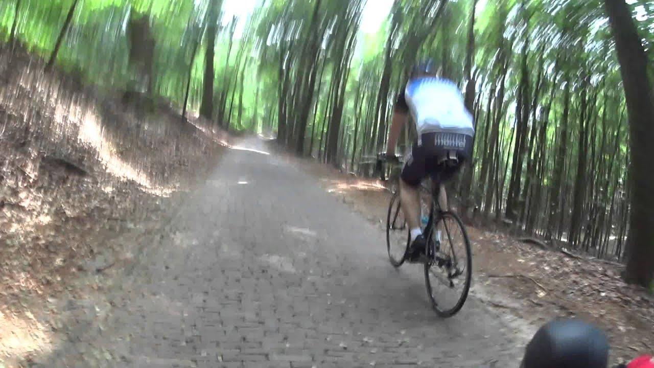 Italiaanseweg Doorwerth Climb Youtube