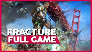 Fracture | PS3 | Full Gameplay/Playthrough | No Commentary