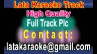 Wada Na Tod Karaoke Dil Tujhko Diya {1985} Lata