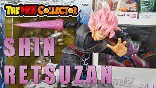 Shin Retsuzan Super Saiyan Rose Goku Black