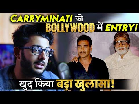 Carryminati Aka Ajey Nagar All Set For his Bollywood Debut!