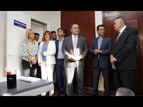 Presentaron el Centro de Atención Primaria en Adicciones del barrio El Bosque