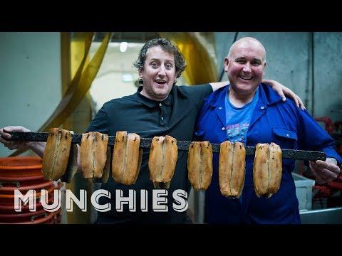 The Sandwich Show: Max's Fish Sarnie