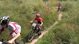 Велоспорт Ульяновск первенство мтб мл юноши