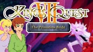Crystal Dragon Trapper Keeper | Ep. 6 | King's Quest VII: The Princeless Bride