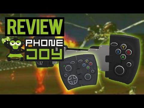 Review Control Periferico PhoneJoy