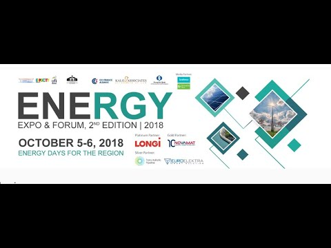 Energy Expo &Forum ,Tirana-Albania  5-6 Tetor 2018  Edicioni i 2-te