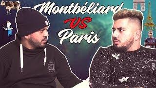 MONTBELIARD VS PARIS