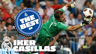 🌟 Real Madrid and Spain legend Iker Casillas retires | Best saves & moments