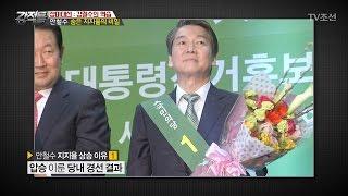 안철수, 지지율 상승의 비밀?! [강적들] 177회 20170405