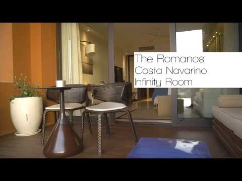 The Romanos, Costa Navarino - Infinity Room