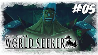 Lets Play One Piece World Seeker #05 / Franky im Meeres Gefängnis / Gameplay (PS4 Deutsch German)