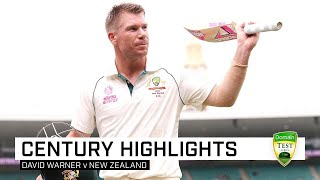Warner adds another century to his golden summer