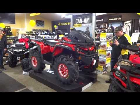Power Store Edition 2014 Can Am 650 XT.