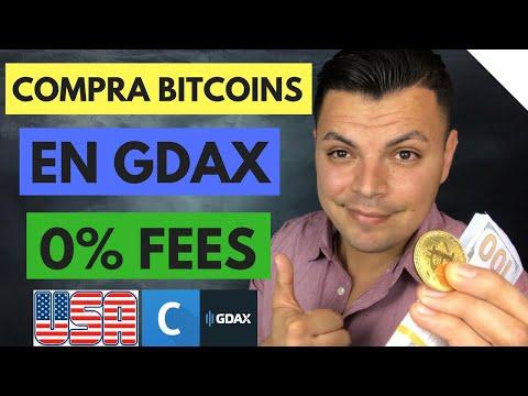 Como Comprar Bitcoins en USA  (O% TARIFAS )