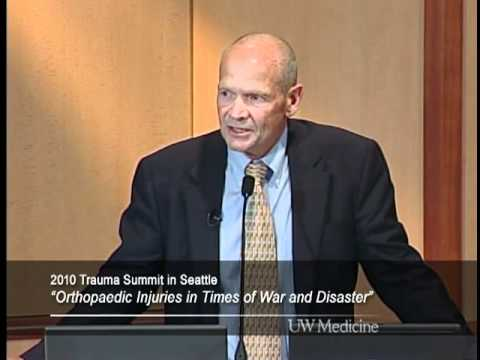 2010 Trauma Summit in Seattle: Orthopaedic Injuries in Time of War and Disaster