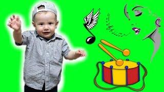 Baby Dance  Funny Baby Video Детские танцы  Смешные видео для детей