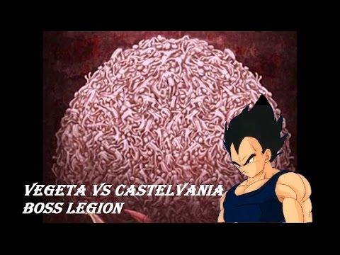 (MUGEN WHAT IF BATTLE) VEGETA VS Granfaloon [Legion]