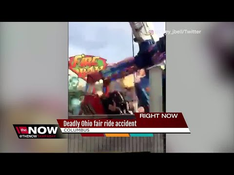 Ohio State Fair to open without rides after deadly malfunction