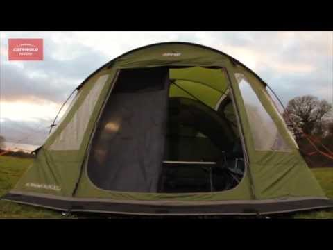 Vango Tigris 600 tent | Cotswold Outdoor product video & Vango Tigris 600 tent | Cotswold Outdoor product video - YouTube