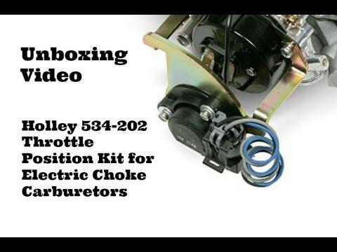 hqdefault holley 534 202 throttle position sensor kit unboxing for electric,Holley Throttle Position Sensor Wiring Diagram