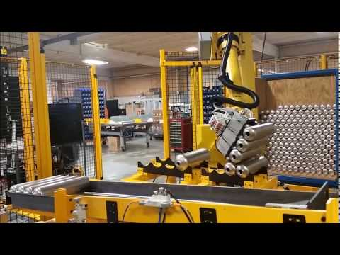 Automated Tube Stacking