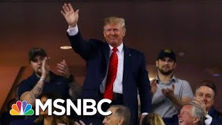 What Happens When Trump Ventures Outside The Bubble | All In | MSNBC