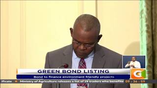 Kenya plans green bond next financial year