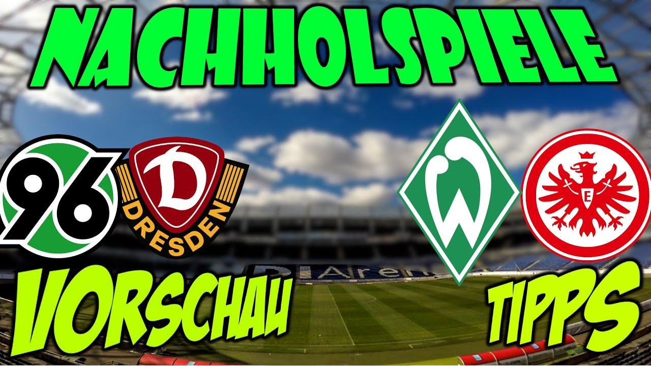 Nachholspiele Bundesliga
