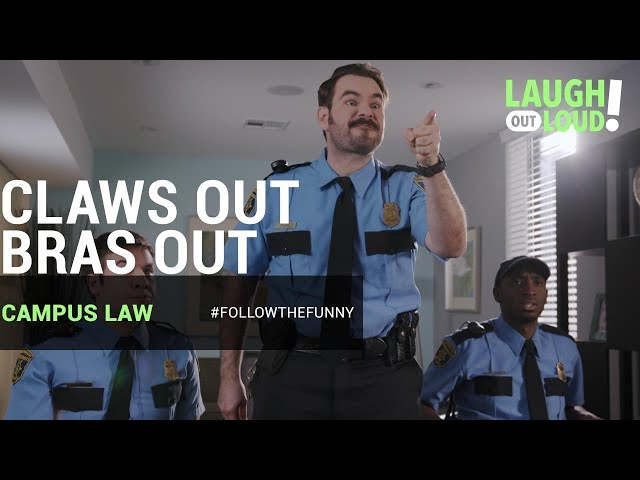 Claws Out Bras Out   Campus Law Ep 8   LOL Network