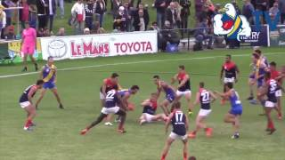 Round 1 Highlights vs Casey