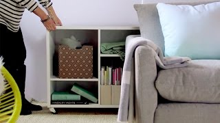 3 Clever Hidden Storage Solutions You Need to Know