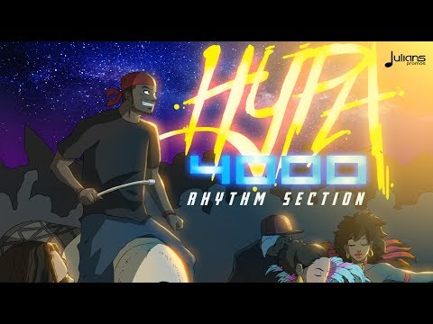 "Hypa 4000 - Rhythm Section ""2017 Soca"" (Saint Vincent)"