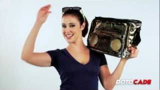 Fydelity Classic Coolio Stereo Cooler - Rotocade Deal with Meredith