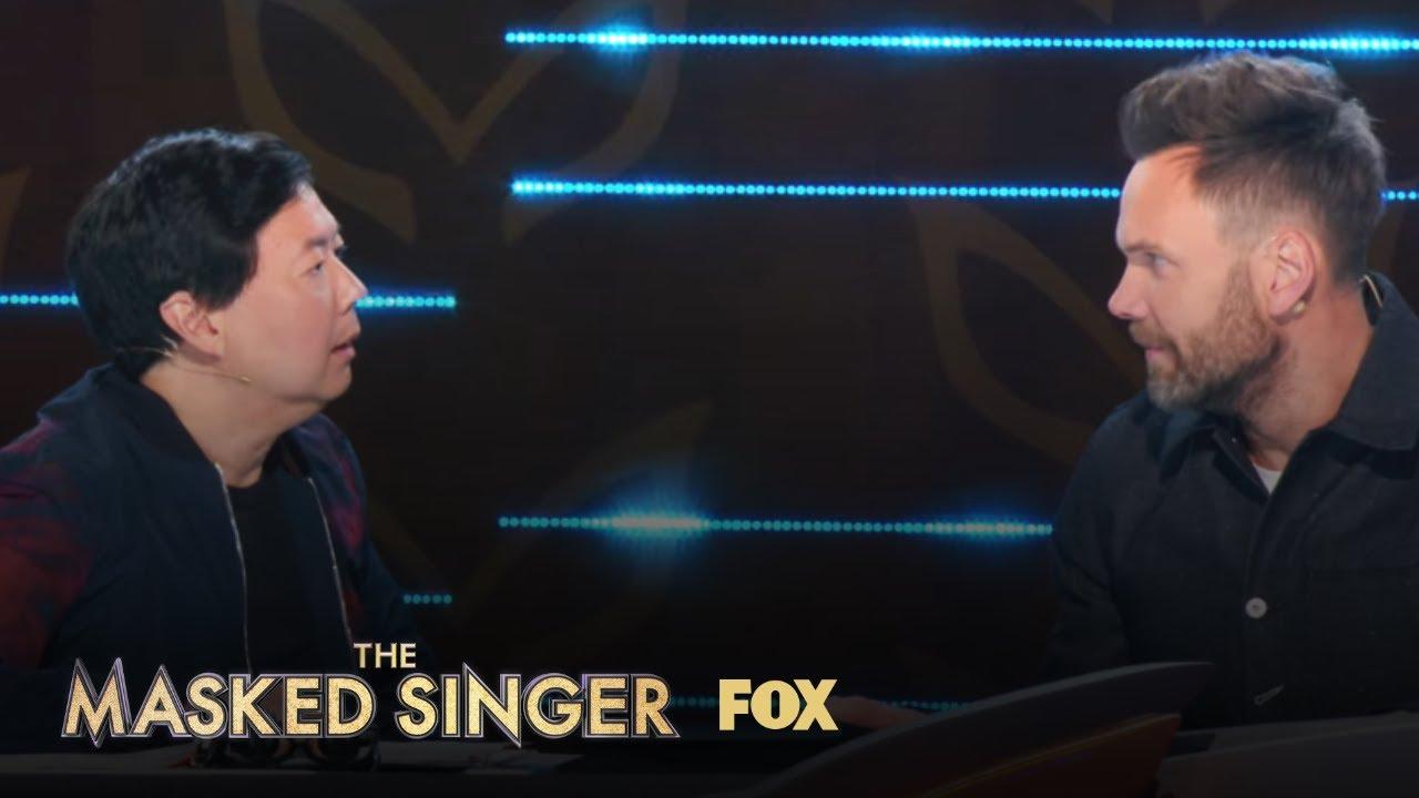 Download Ken & Joel Argue Over Rottweiler's Identity   Season 2 Ep. 8   THE MASKED SINGER