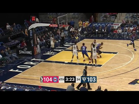 Milton Doyle (30 points) Highlights vs. Fort Wayne Mad Ants