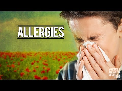 Allergies – Nasal Spray