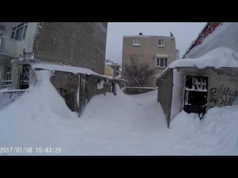 Bandırma kar 1